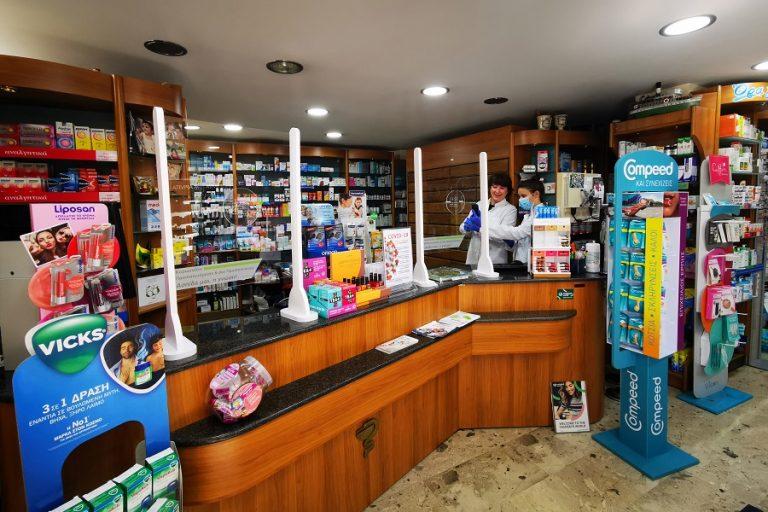 Αυξήσεις τιμών σε μάσκες και αντισηπτικά στα φαρμακεία- «Φακελάκι» σε έναν στους δέκα φαρμακοποιούς