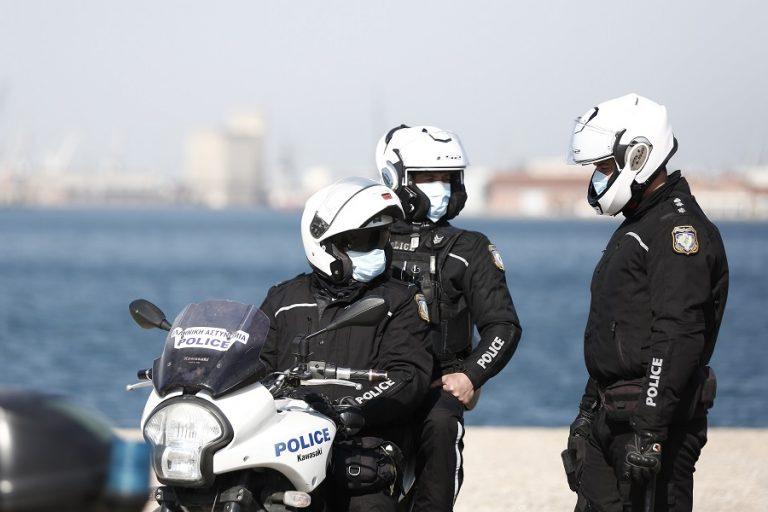 Μέτρα για κορωνοϊό: 221 παραβάτες έχουν συλληφθεί από τις 12 Μαρτίου