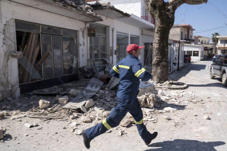 Ισχυρός σεισμός 5,6 Ρίχτερ στην Πάργα – Υλικές ζημιές στο Καναλάκι και το επαρχιακό δίκτυο