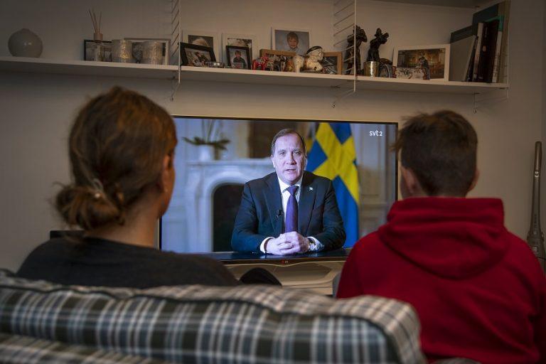 Χωρίς περιοριστικά μέτρα η Σουηδία: Αδιαφορία ή άγνοια;
