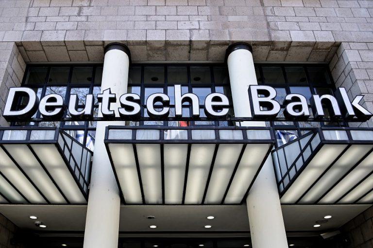 Ξεπέρασε τις προσδοκίες στην κερδοφορία η Deutsche Bank κατά το γ' τρίμηνο