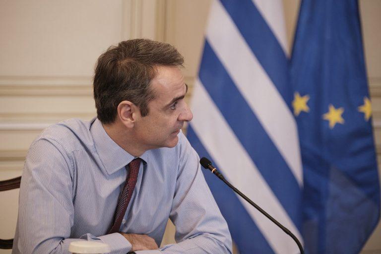 Μήνυμα Μητσοτάκη για την 25η Μαρτίου: «Ο αγώνας μας είναι να κρατήσουμε την Ελλάδα δυνατή και τους Ελληνες υγιείς»