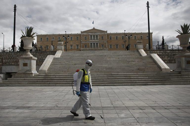 Η πορεία της Ελλάδας στον «παγκόσμιο χάρτη» του κορωνοϊού