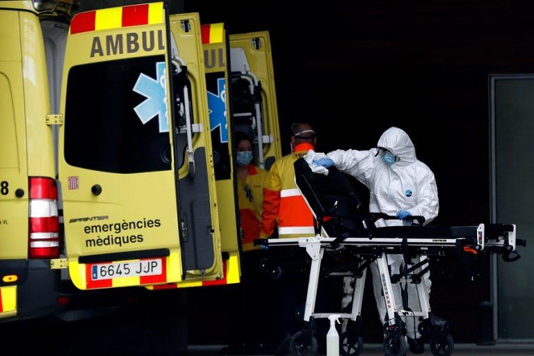 Ισπανία-Covid 19: Ακόμη 832 θάνατοι μέσα σε 24 ώρες