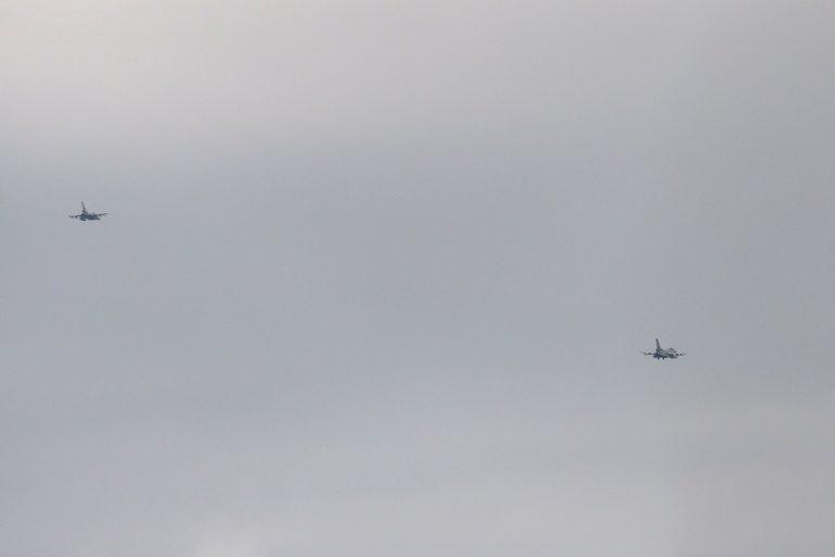 Τουρκικά F-16 πέταξαν πάνω από τους Ανθρωποφάγους- Αναχαιτίστηκαν από ελληνικά