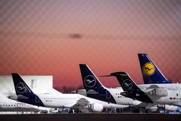 Υπό όρους η κρατική στήριξη 9 δισ. ευρώ στη Lufthansa