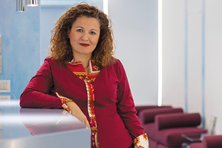 Γεωργία Δραγίνη: Στον πυρήνα της δουλειάς μας είναι ο άνθρωπος