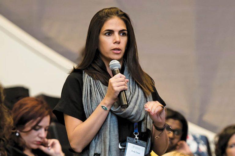 Carla Tanas: Μια πολίτης του κόσμου που τον αλλάζει προς το καλύτερο