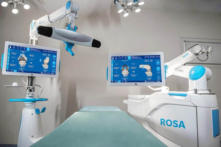 ROSA© Knee System: Η νέα τεχνολογία στη Ρομποτική