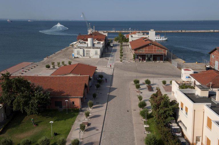 Η MVRDV επιλέχθηκε από τον Λιμένα Θεσσαλονίκης για να ανανεώσει την προκυμαία του λιμανιού