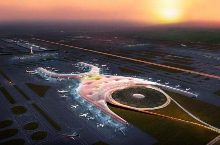 Το νέο διεθνές αεροδρόμιο στην πόλη του Μεξικό φέρνει την επανάσταση στο design (Φωτογραφίες)