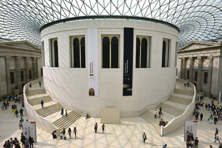 Το Βρετανικό Μουσείο προσφέρει δωρεάν στο διαδίκτυο πάνω από τα μισά έργα τέχνης του