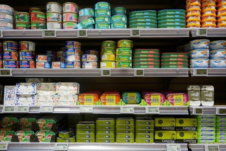 Τρόφιμα που πρέπει να έχετε σπίτι σε περιπτώσεις έκτακτης ανάγκης