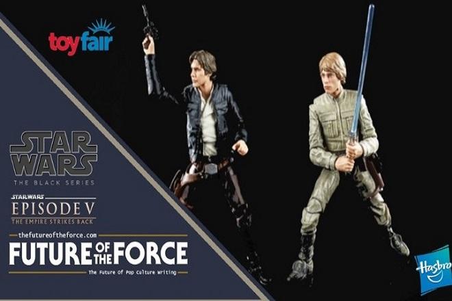Η Hasbro γιορτάζει την 40η επέτειο της ταινίας «Star Wars» με μοναδικές φιγούρες δράσης