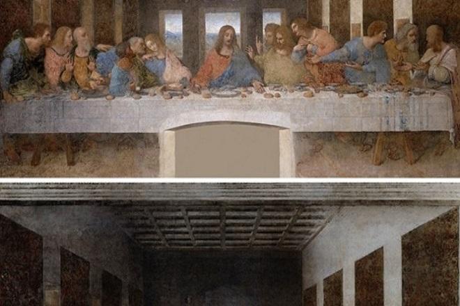 Viral έχουν γίνει στο διαδίκτυο τα έργα του Μπαγεστέρ λόγω social distancing