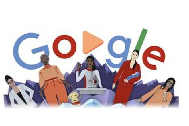 Αφιερωμένο στην Ημέρα της Γυναίκας το σημερινό Google Doodle