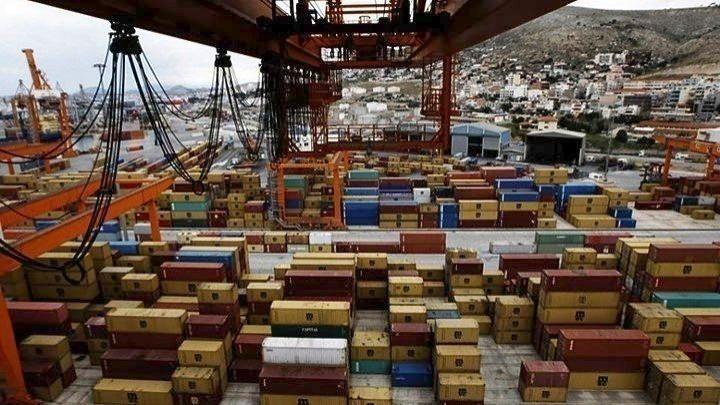 Τα τρόφιμα κράτησαν ψηλά τις ελληνικές εξαγωγές τον Φεβρουάριο