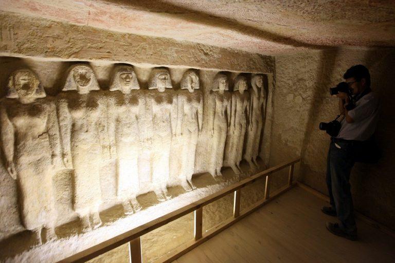 Τώρα μπορείτε να κάνετε ψηφιακή βόλτα σε αιγυπτιακό τάφο 5.000 ετών