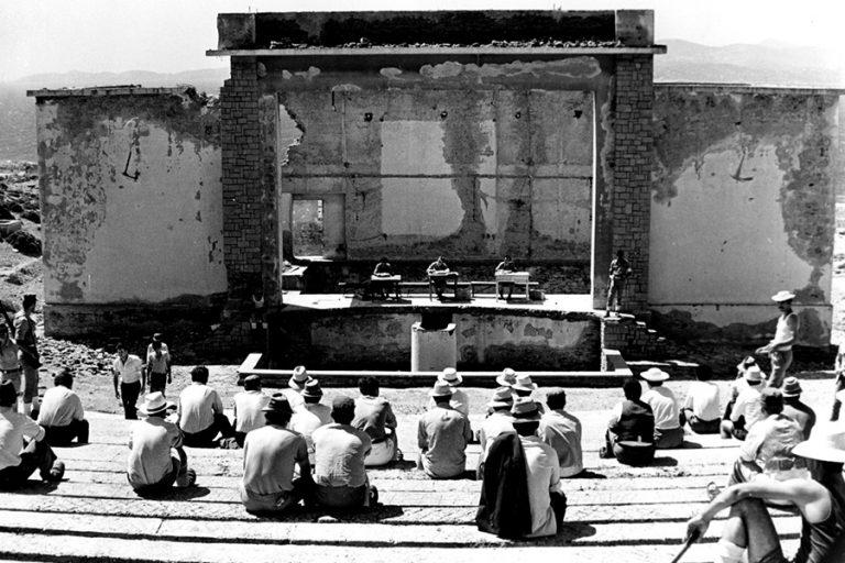 Η Ταινιοθήκη της Ελλάδος συνεχίζει και τον Μάιο τις διαδικτυακές προβολές της