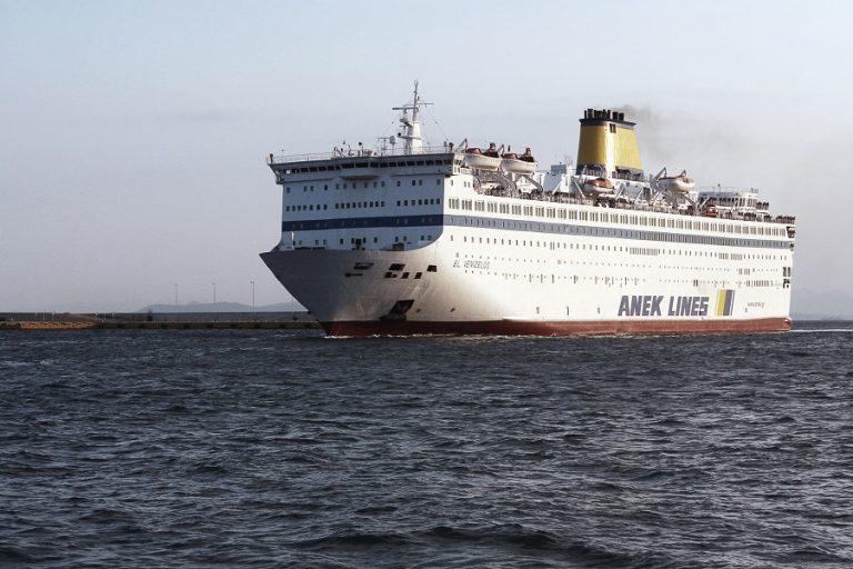 Πάνω από 120 κρούσματα στο πλοίο «Ελευθέριος Βενιζέλος»