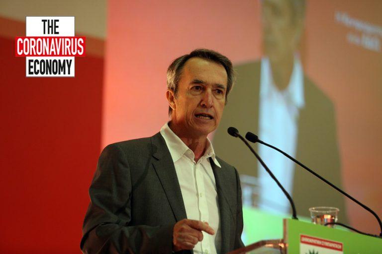 Γιάννης Τούντας: Ο φόβος είναι η άλλη όψη του θάρρους. Η Ελλάδα είναι σε καλό δρόμο