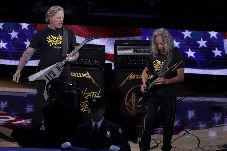 Δωρεά 350.000 δολαρίων από τους Metallica για τον κορωνοϊό