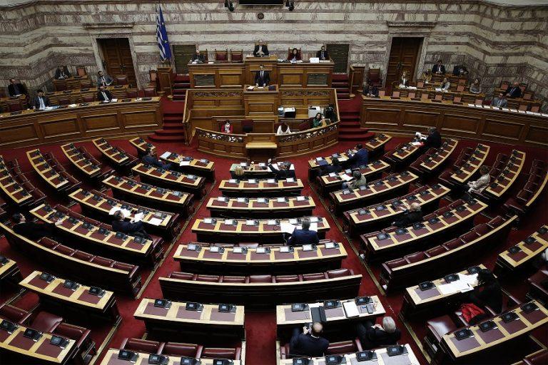 Κατατέθηκε στη Βουλή ο συμπληρωματικός προϋπολογισμός για τη χρηματοδότηση όσων πλήττονται από την πανδημία