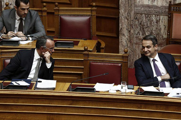 Υπερψηφίστηκαν με ευρεία πλειοψηφία οι Πράξεις Νομοθετικού Περιεχομένου για τα έκτακτα μέτρα