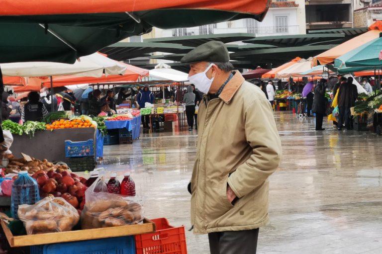 Πώς θα λειτουργούν οι λαϊκές αγορές έως το τέλος Μαΐου
