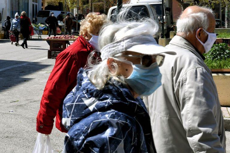 Η υποχρεωτική χρήση μάσκας και ο έλεγχος για την τήρηση του μέτρου