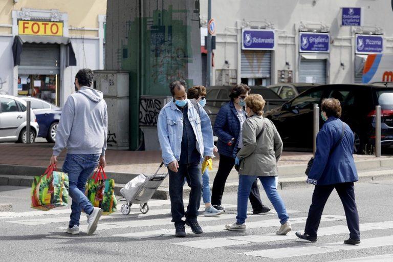 Ιταλία: Στον «αέρα» είναι 420.000 θέσεις εργασίας λόγω κορωνοϊού