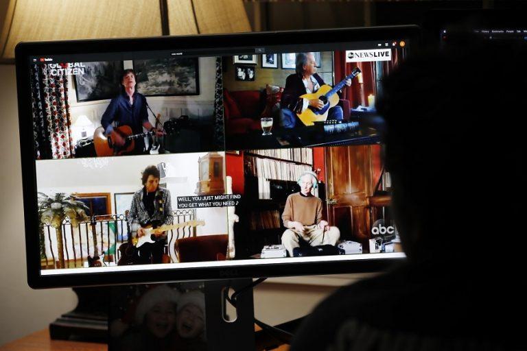 «One World: Together At Home»: Σχεδόν τα 128 εκατ. δολάρια έφτασαν έσοδα από τη διαδικτυακή συναυλία