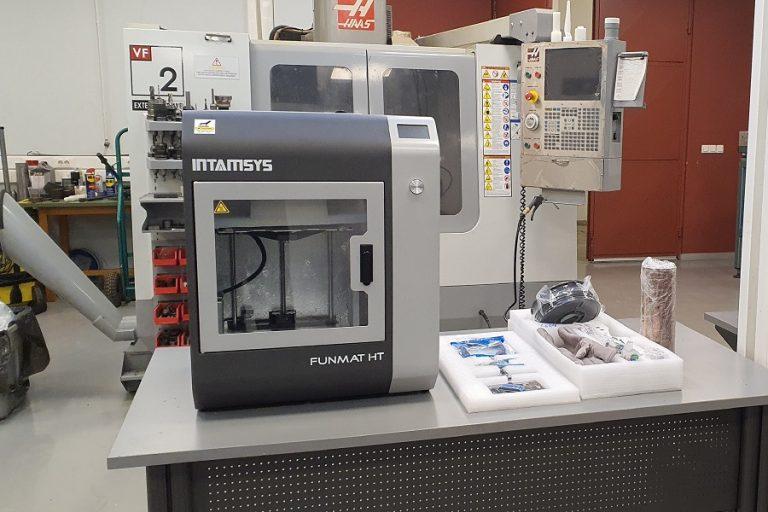 Χορηγία για 3D εκτύπωση ιατρικού εξοπλισμού από τη Generali