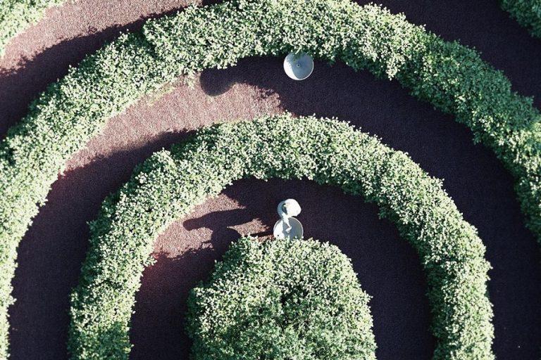Ένα πάρκο ιδανικό για την περίοδο του κορωνοϊού (Φωτογραφίες)