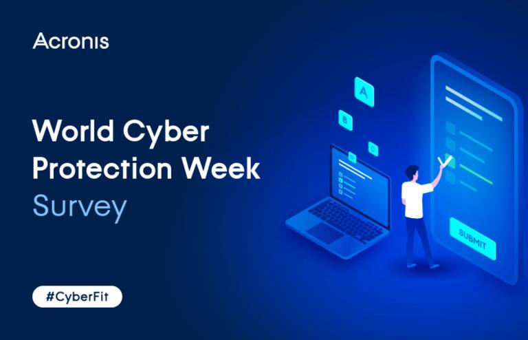 Πέντε απλές συμβουλές για εξασφαλίσετε τα δεδομένα σας – Τι δείχνει η έρευνα World Cyber Protection Week