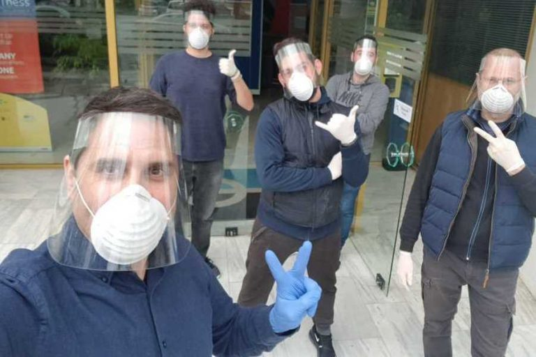 Covid-19 Response Greece: Όταν το ταλέντο, η τεχνολογία και η θέληση για προσφορά «εξοπλίζουν» τους γιατρούς της χώρας