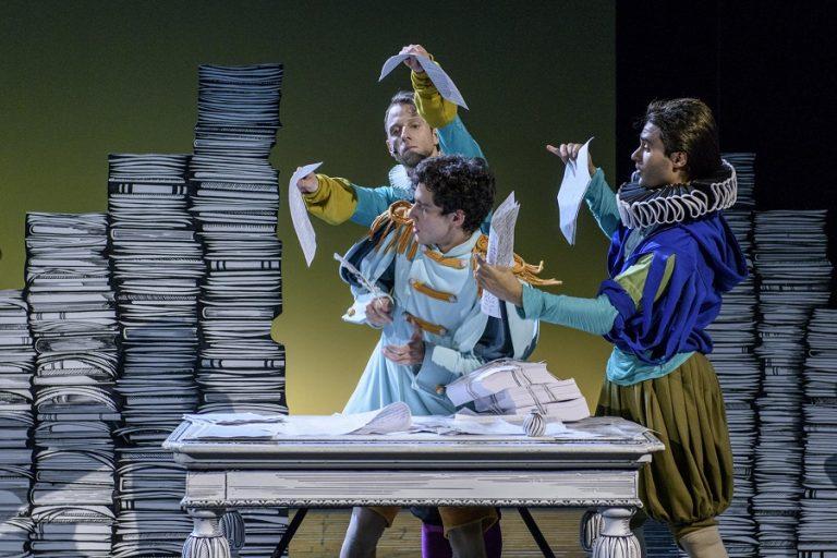 Το Εθνικό Θέατρο συνεχίζει τις διαδικτυακές προβολές του με τρεις ακόμα παραστάσεις