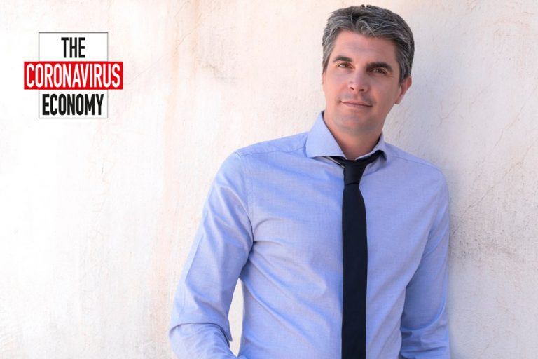 Αλέξανδρος Αγγελόπουλος στο Fortune Greece: «Ο κορωνοϊός θα αλλάξει για πάντα τον τρόπο που ταξιδεύουμε»