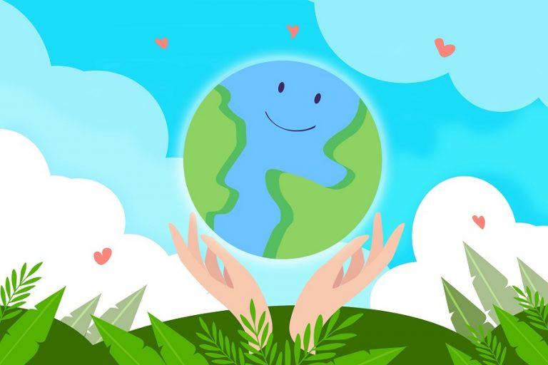 Φέτος γιορτάζουμε την Παγκόσμια Ημέρα της Γης από τα σπίτια μας μέσα από τα social media