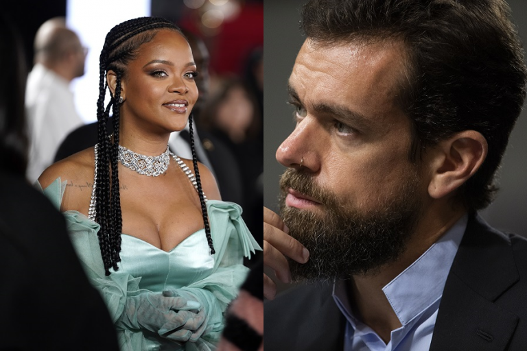Rihanna και Τζακ Ντόρσι έκαναν δωρεάν 4,2 εκατ. δολαρίων στα θύματα ενδοοικογενειακής βίας