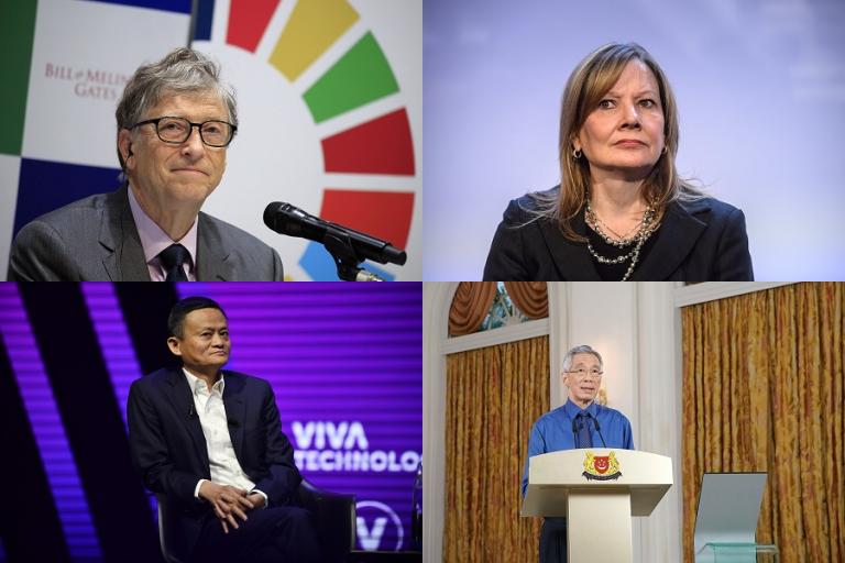 Οι παγκόσμιοι ηγέτες – Ήρωες στη μάχη κατά της πανδημίας του κορωνοϊού