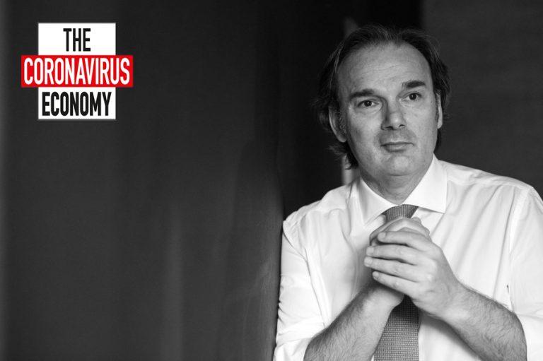 Δημήτρης Μιχόπουλος: Πώς οι επιχειρήσεις θα βγουν πιο ισχυρές στην μετά-κορωνοϊό εποχή