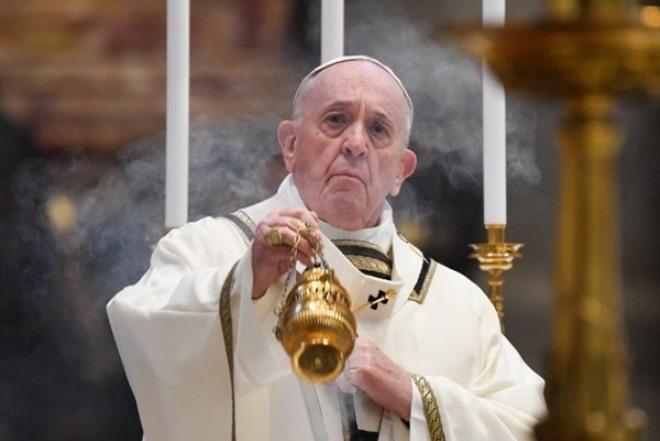 Bίντεο: Το μήνυμα του πάπα Φραγκίσκου για το Μ. Σάββατο στον άδειο από κόσμο Άγιο Πέτρο