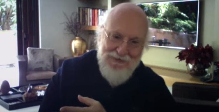 Με Διονύση Σαββόπουλο οι ευχές της Πολιτικής Προστασίας για το Πάσχα (video)