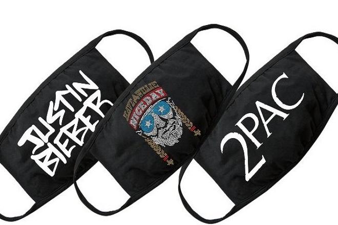 Rolling Stones, Black Sabbath, Imagine Dragons και άλλοι καλλιτέχνες κυκλοφορούν μάσκες για καλό σκοπό