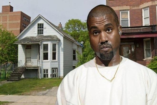 Ο Κάνιε Γουέστ αγόρασε το σπίτι των παιδικών του χρόνων στο Σικάγο έναντι 225.000 δολαρίων