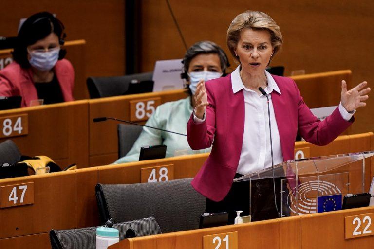 Τι κερδίζει η Ελλάδα από το πακέτο των 750 δισ. ευρώ της Κομισιόν