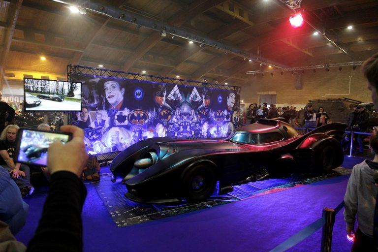 Τώρα μπορείτε να δείτε δωρεάν στο YouTube το ντοκιμαντέρ για το περίφημο Batmobile