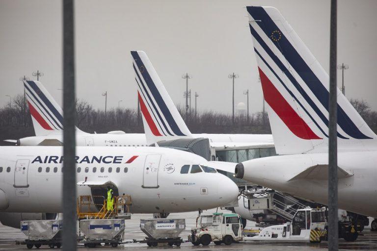 Η Air France αυξάνει τις πτήσεις της κατά τις θερινές διακοπές