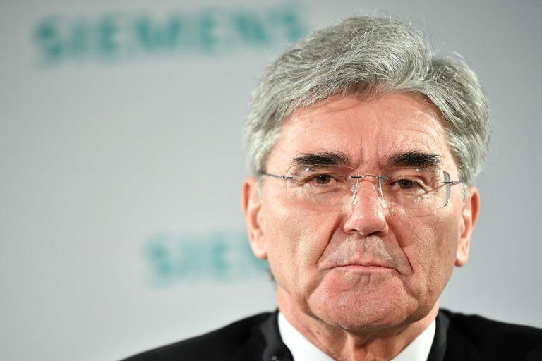 Βουτιά 64% στα καθαρά κέρδη της Siemens το τελευταίο τρίμηνο